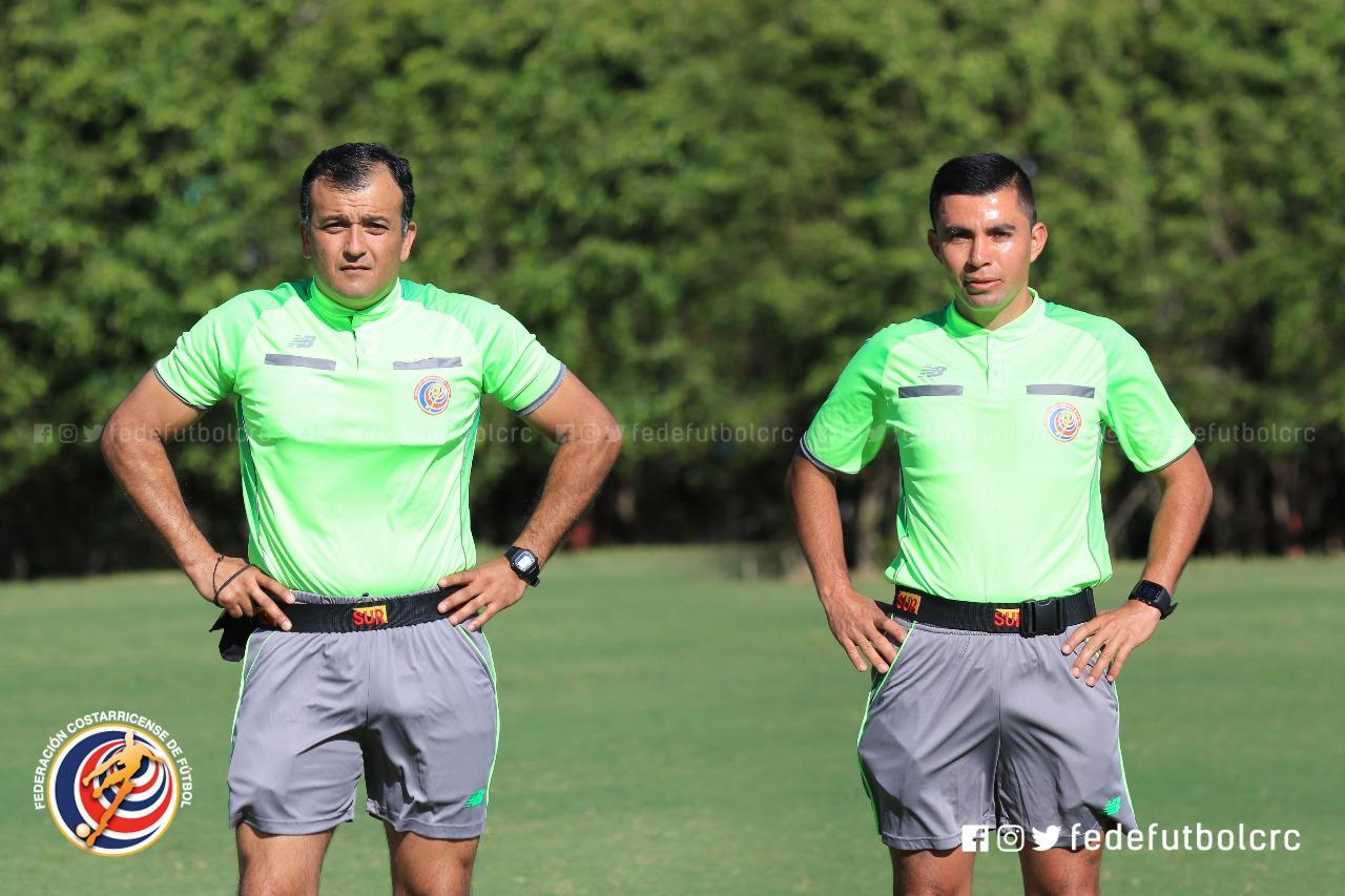 Pedro Navarro y Adrián Chinchilla dirigirán Semifinal ida