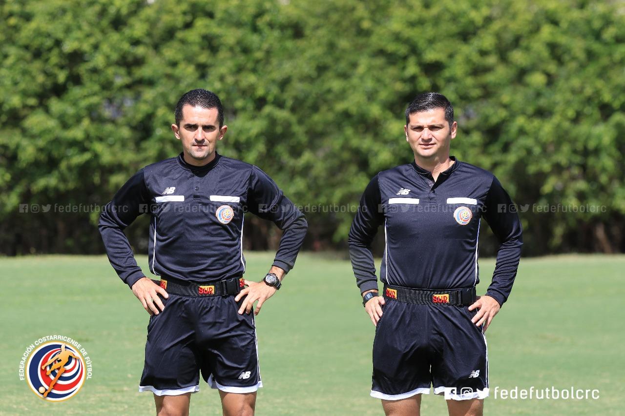 Cristian Rodríguez y Adrián Elizondo dirigirán semifinales vuelta