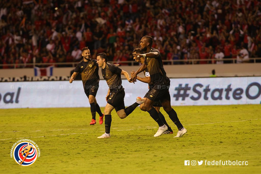 Goleamos a Nicaragua en debut de Copa Oro