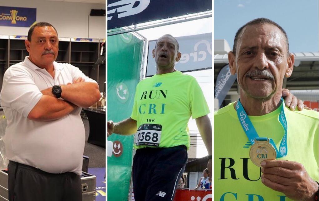 La carrera más importante… 45 kilos menos