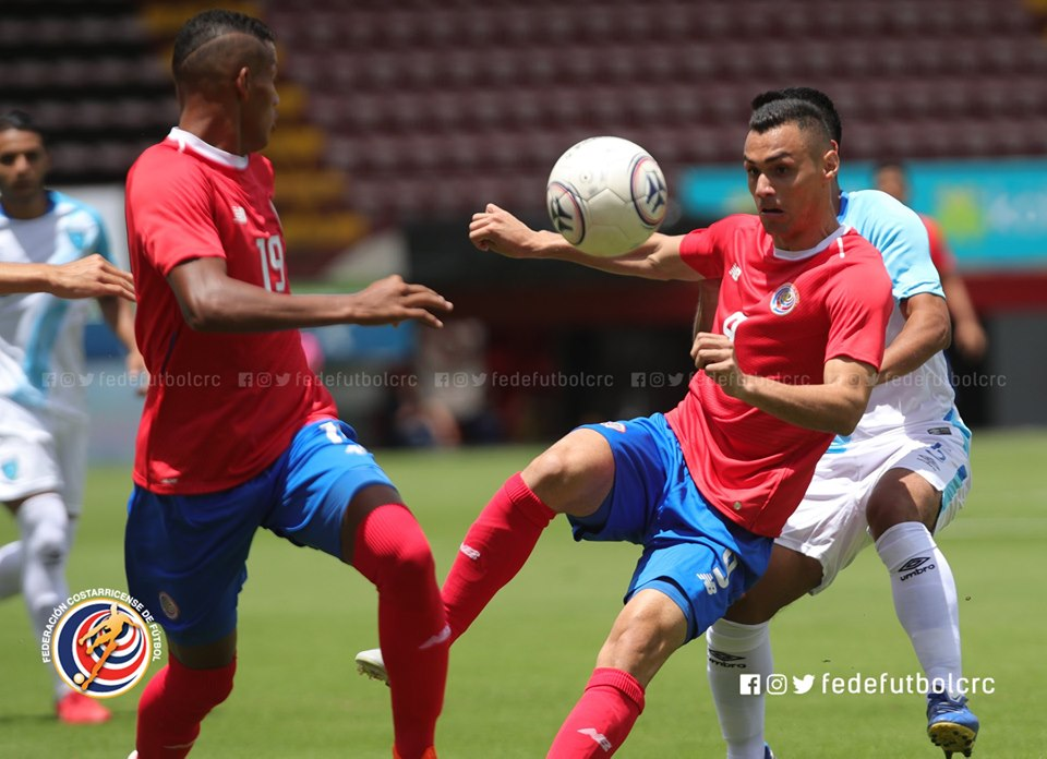 ¡Clasificamos al Preolímpico de la CONCACAF!