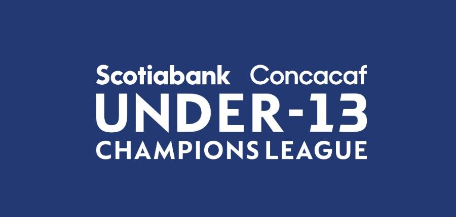Fedefutbol sede de la Liga de Campeones sub 13 de CONCACAF