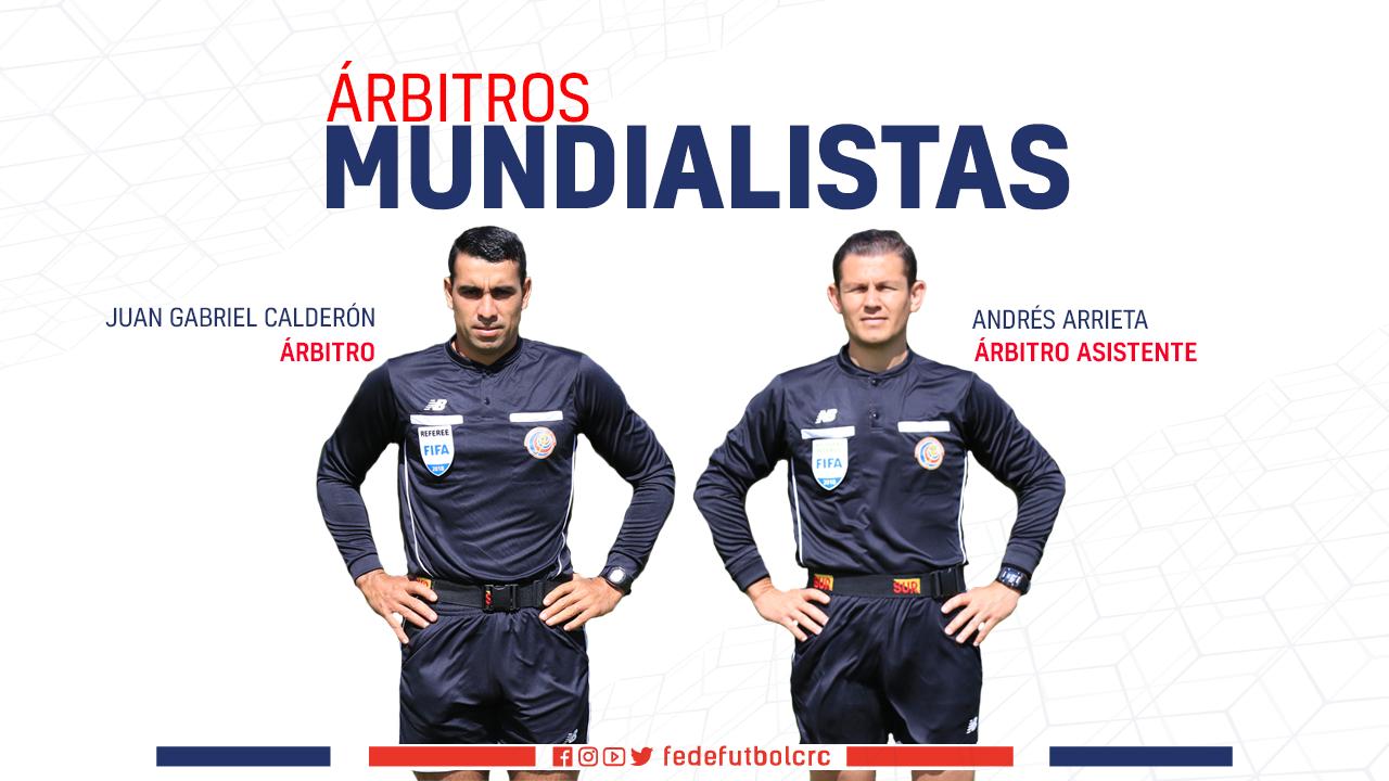 Costa Rica tendrá árbitros en el Mundial infantil
