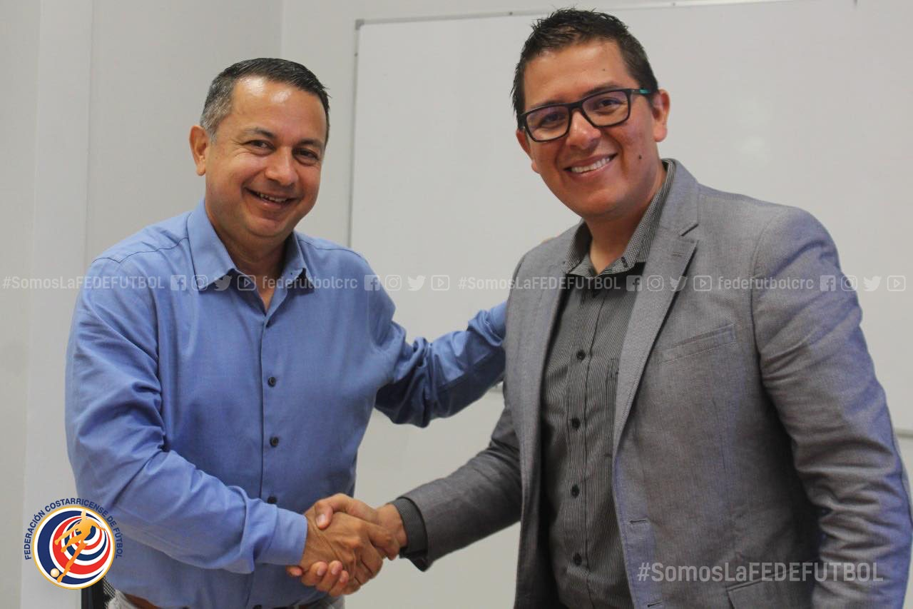 FEDEFUTBOL gestiona proyectos con la Municipalidad de Tilarán
