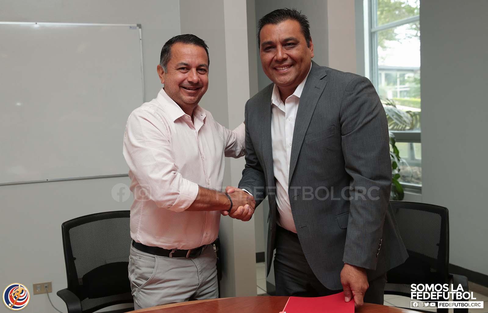 FEDEFUTBOL y la Municipalidad de Grecia se dan la mano