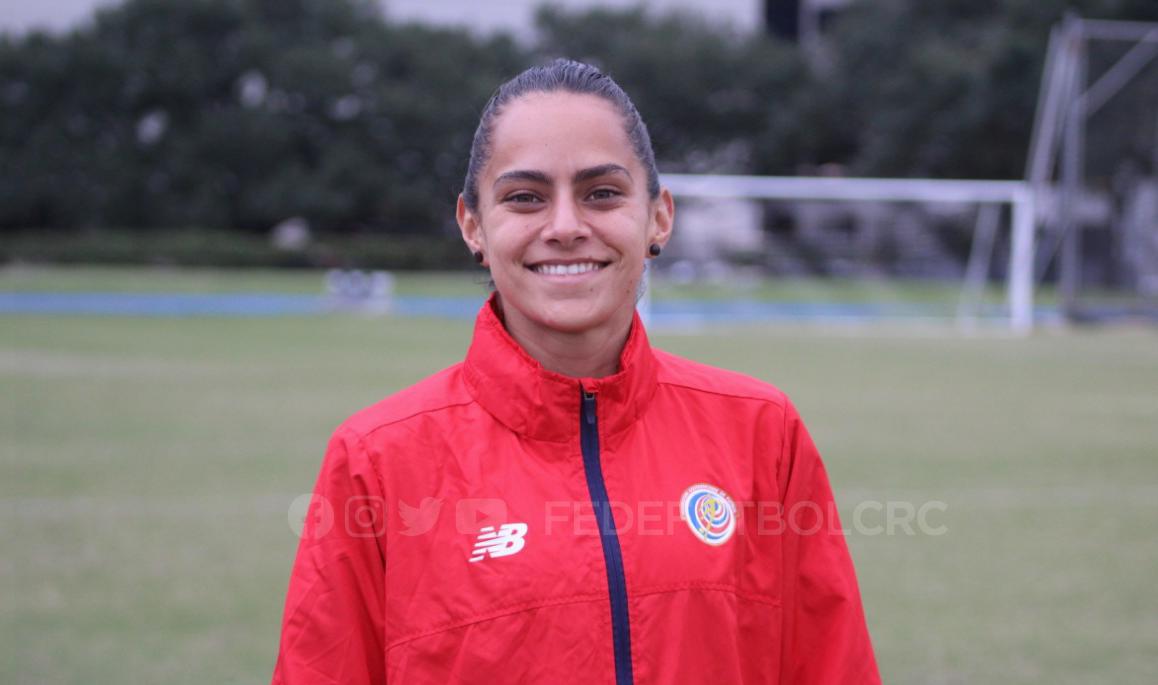 Raquel Chacón y el inicio de su sueño tricolor