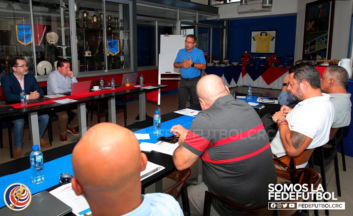 Fedefútbol busca unión de ligas en pro de la reestructuración del fútbol