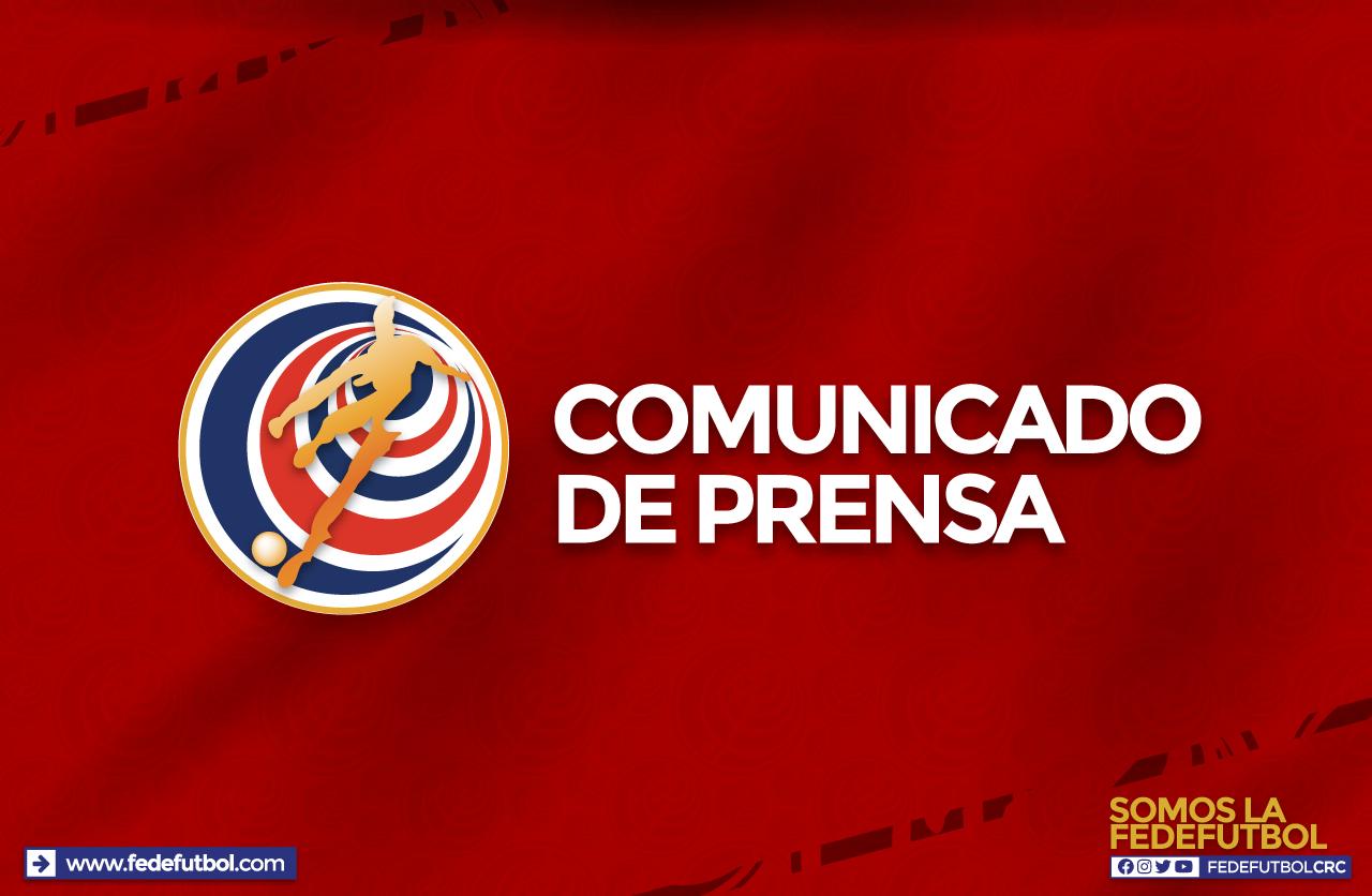 Cancelado juego ante México