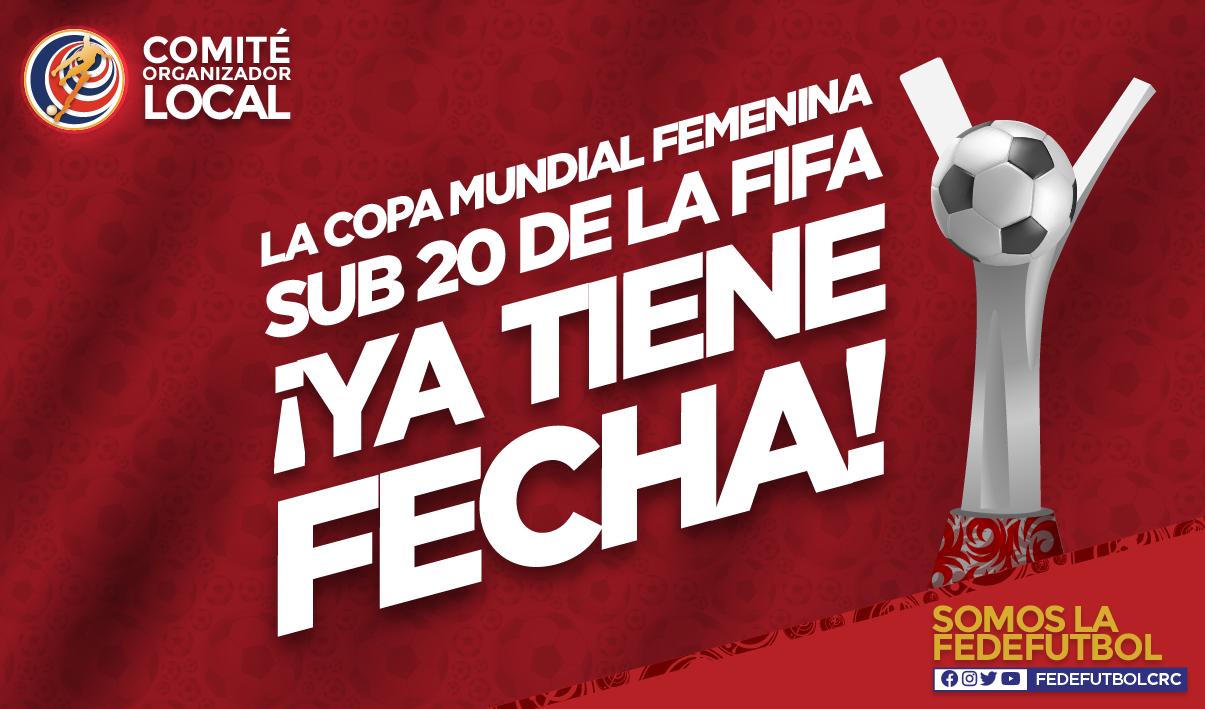 La Copa Mundial Femenina  Sub20 ya tiene fecha: enero-febrero del 2021