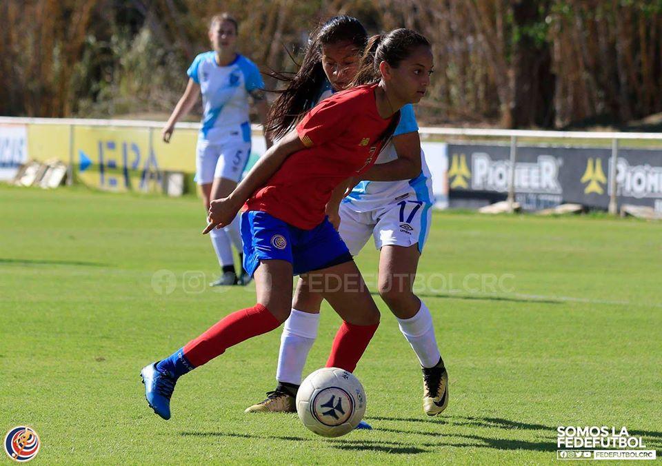 """Verónica Prieto: «Vi a mi hermana jugar y dije 'tengo que estar en la Sele y quiero jugar un Mundial"""""""