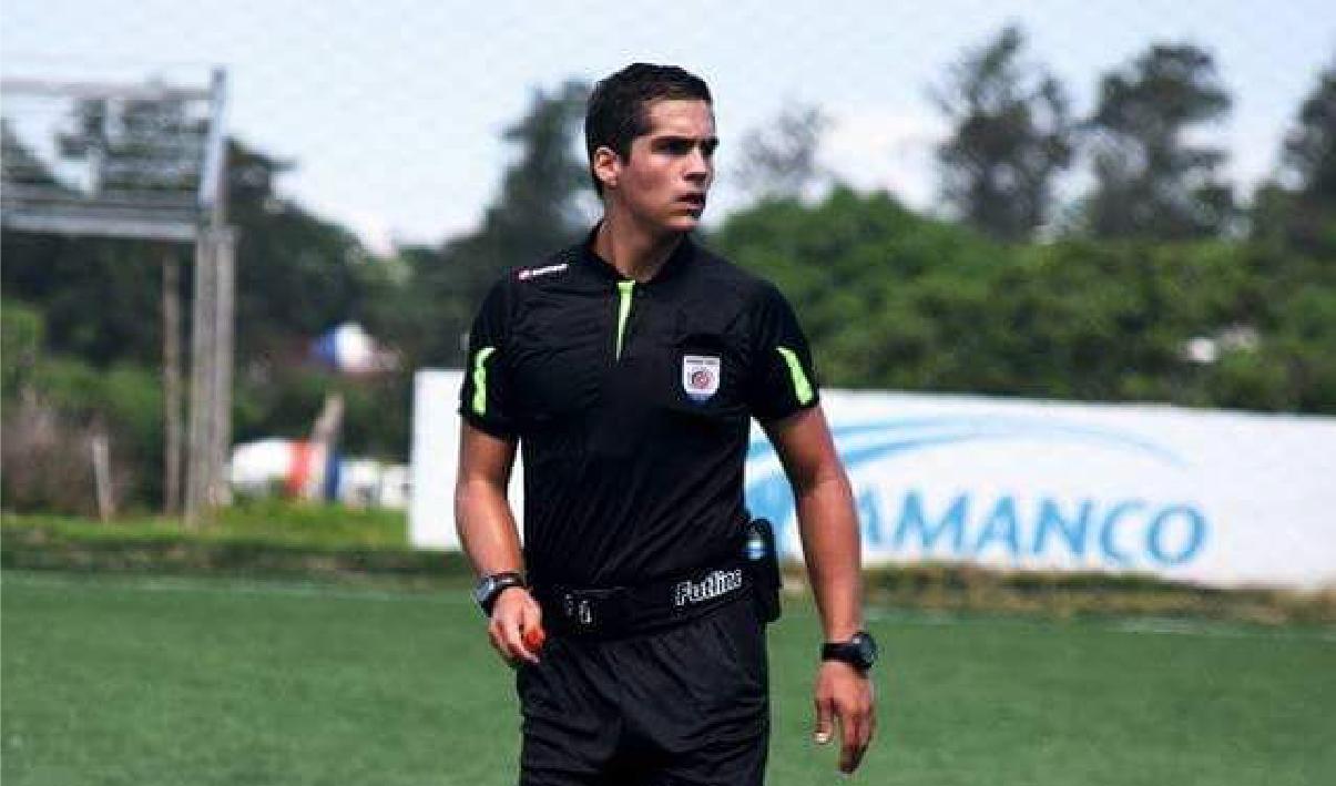 Un nuevo integrante de la familia Montero debutará como árbitro