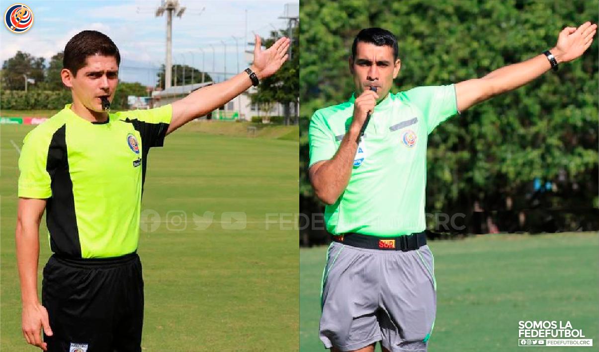 Ricardo Montero y Juan Gabriel Calderón: los encargados de la Semifinal Vuelta