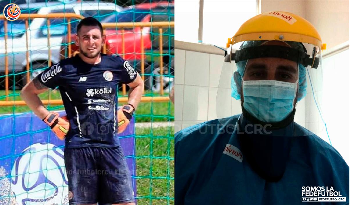 Seleccionado de Fútbol Playa se une a los héroes que luchan contra el Covid-19
