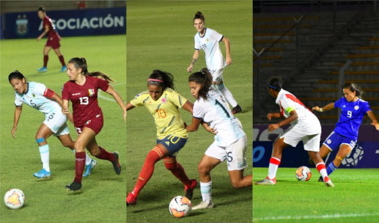 CONMEBOL definiría en octubre sus clasificados al Mundial Femenino Sub-20