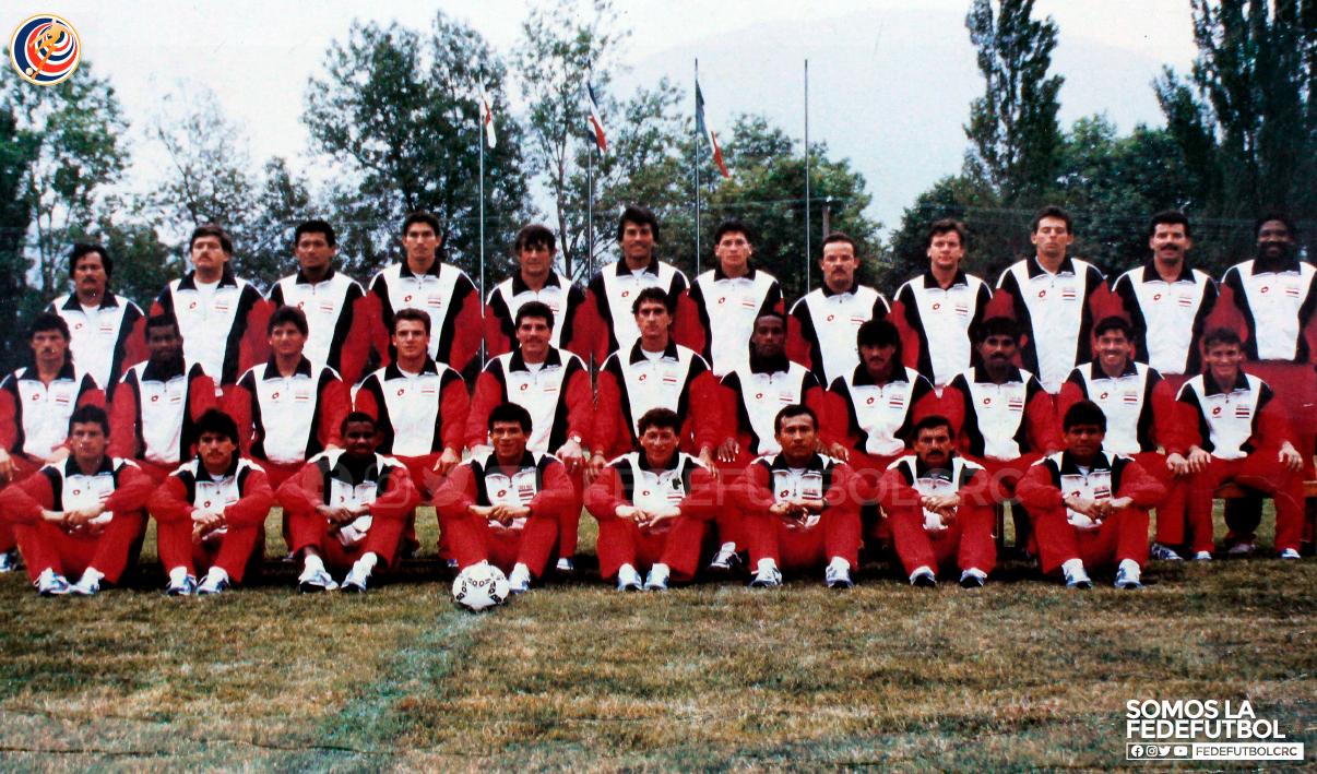 A 30 años del debut soñado: el legado de Italia 90 vive en la Fedefútbol