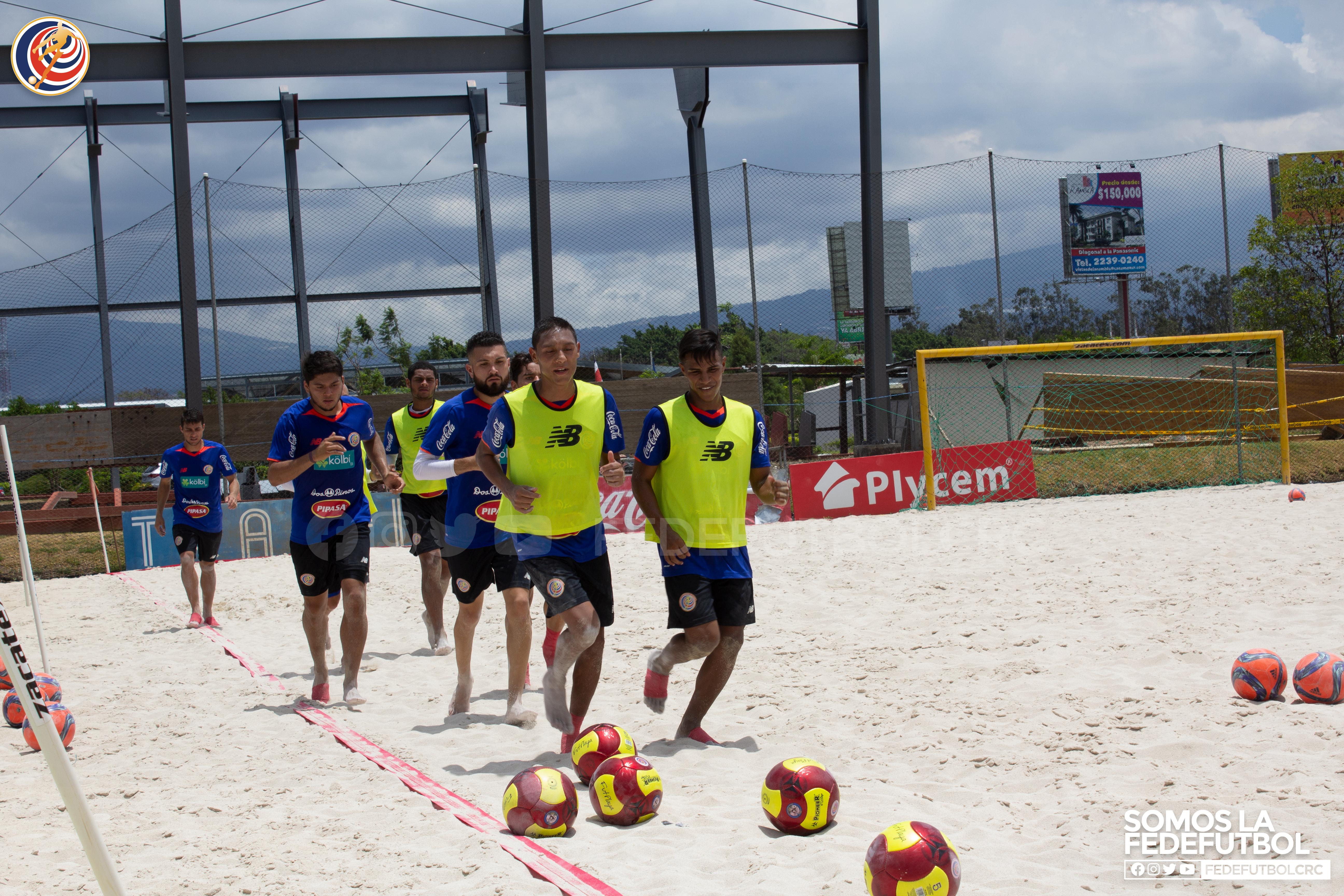 Fedefútbol en busca del director técnico de la Sele Fútbol Playa
