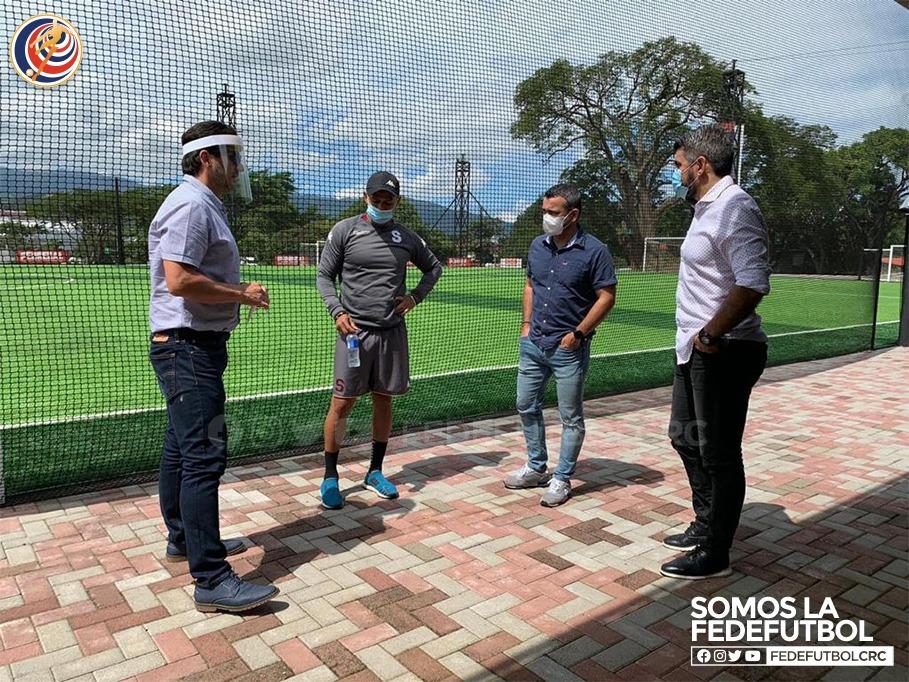 Regresan las visorías del cuerpo técnico de La Sele en Primera División