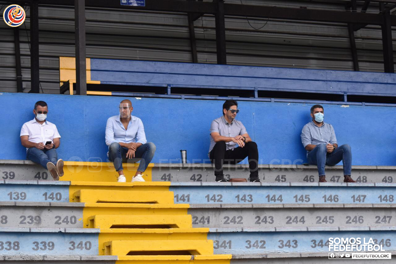 Rónald González aplaude disposición de equipos de Primera para ayudar a La Sele