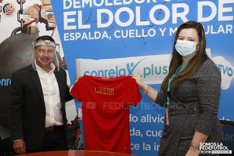 Gutis Farmacéutica renueva  patrocinio con la Fedefútbol