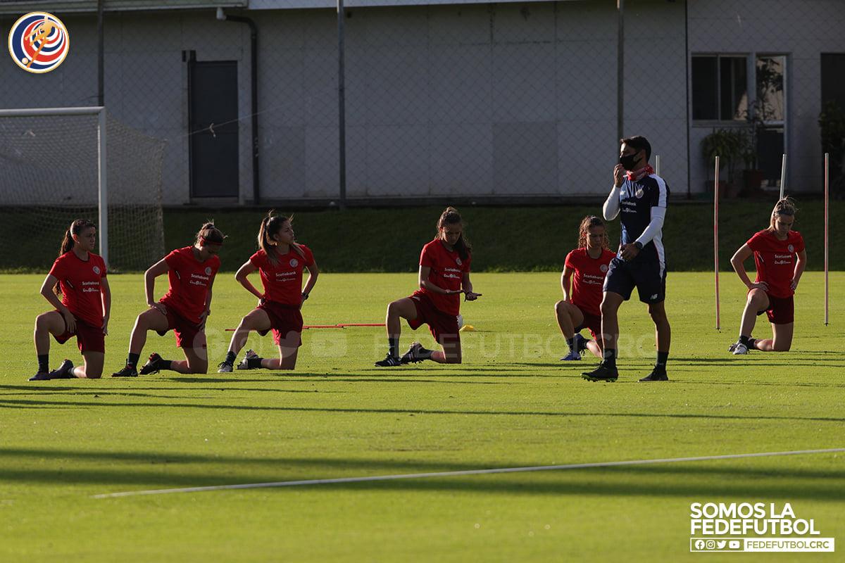 Buen rendimiento físico de la Sub-20 femenina permite avanzar en aspectos tácticos