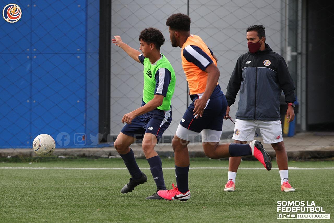Sub-20 masculina dirige su trabajo a mejorar la condición física