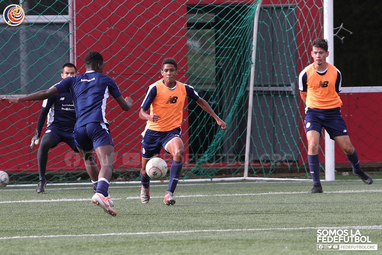 Selección Sub 17 arranca con el objetivo puesto en la eliminatoria