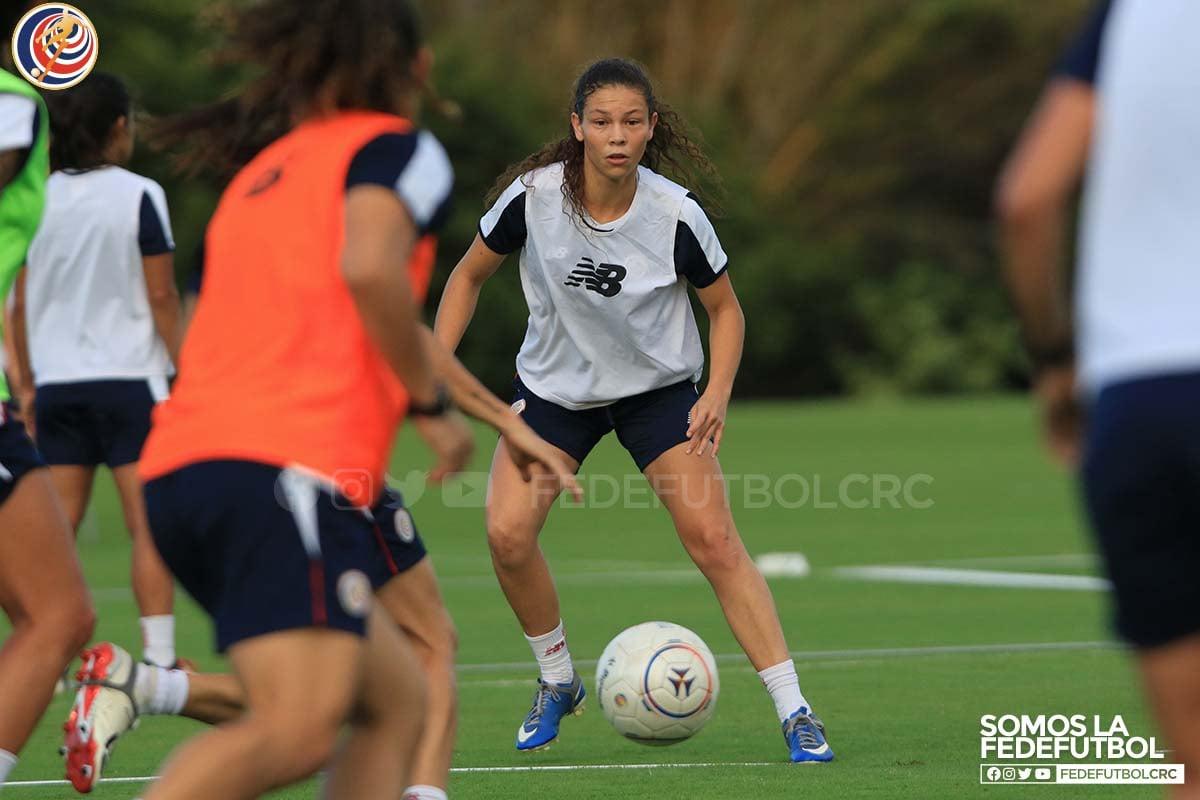 Ex seleccionadas sub 20: Una generación joven y talentosa con el objetivo de la Selección Mayor