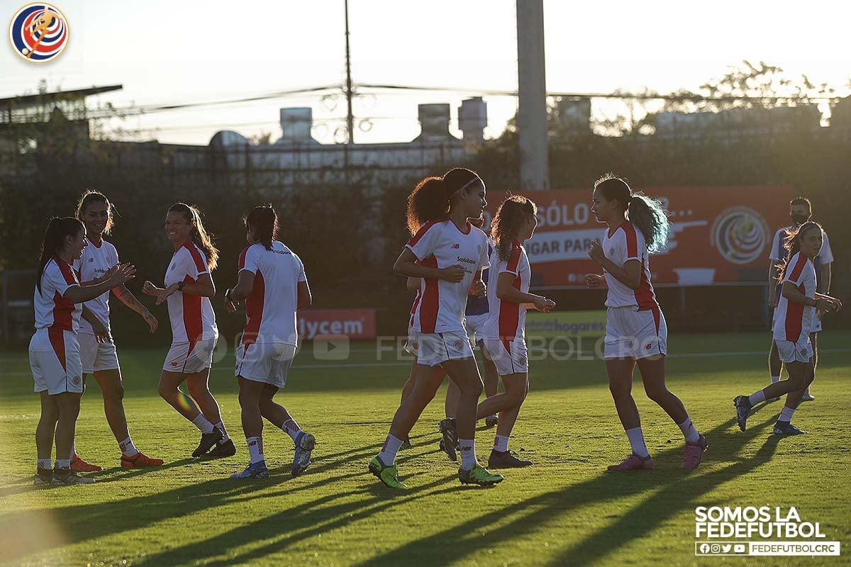 """Selección Femenina con semana muy positiva: """"Lo esencial es dar continuidad al trabajo"""""""