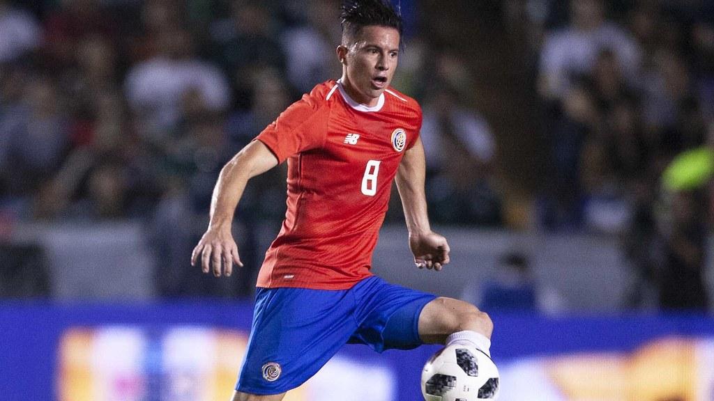 """Bryan Oviedo: """"Este año nos jugamos el pase al Mundial"""""""