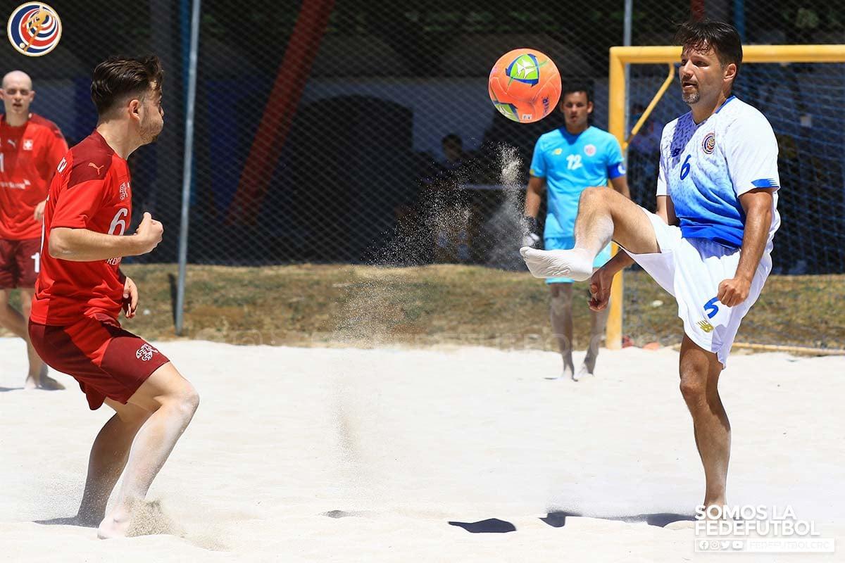 Tricolor mejoró ante una aguerrida Selección de Suiza