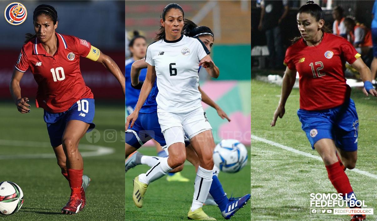 Seleccionadas nacionales ganan premio por proyecto universitario en programa de FIFA