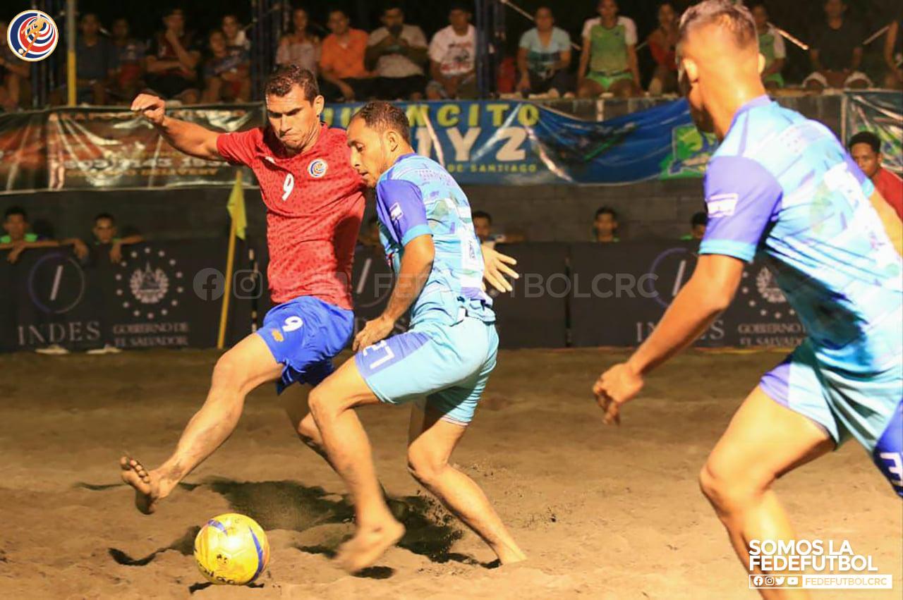 Selección de Fútbol Playa también se fogueará contra Guatemala