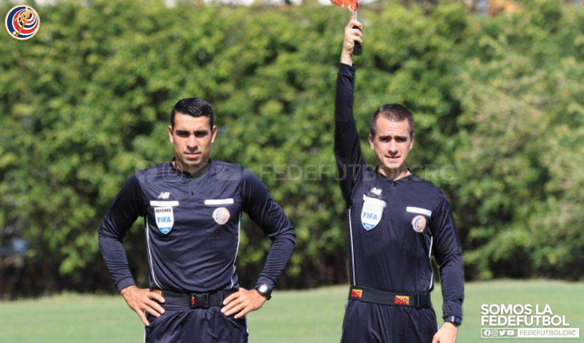 Preolímpico de Concacaf tendrá 2 representantes del arbitraje costarricense