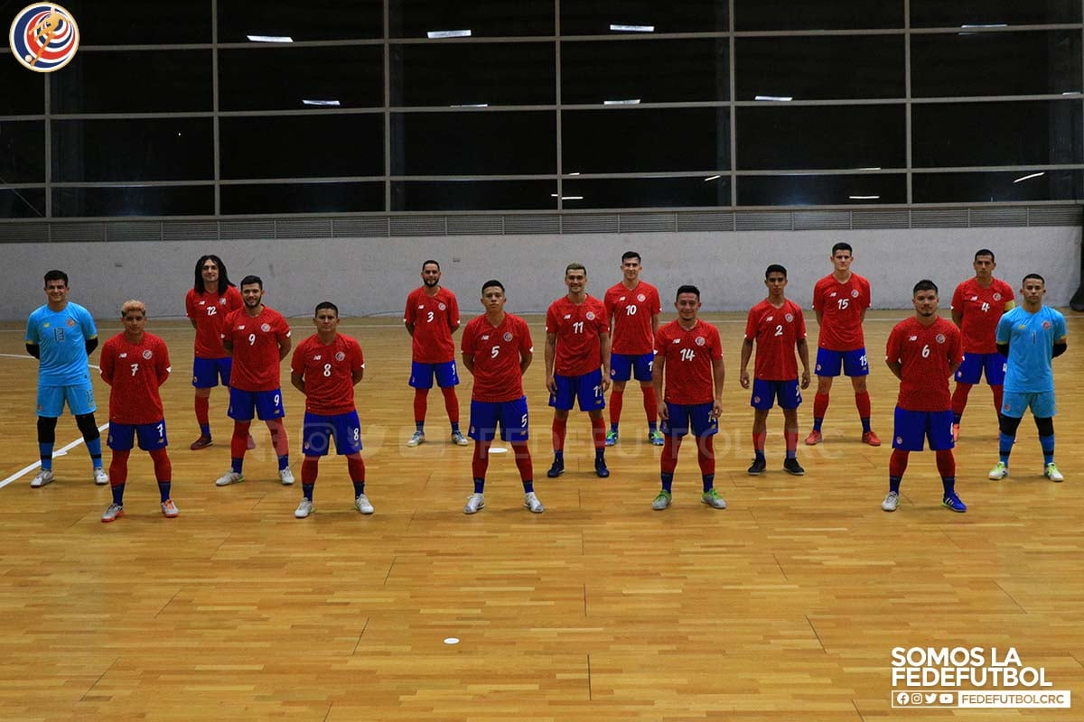 Selección de Fútbol Sala abrió ronda de amistosos ante Venezuela