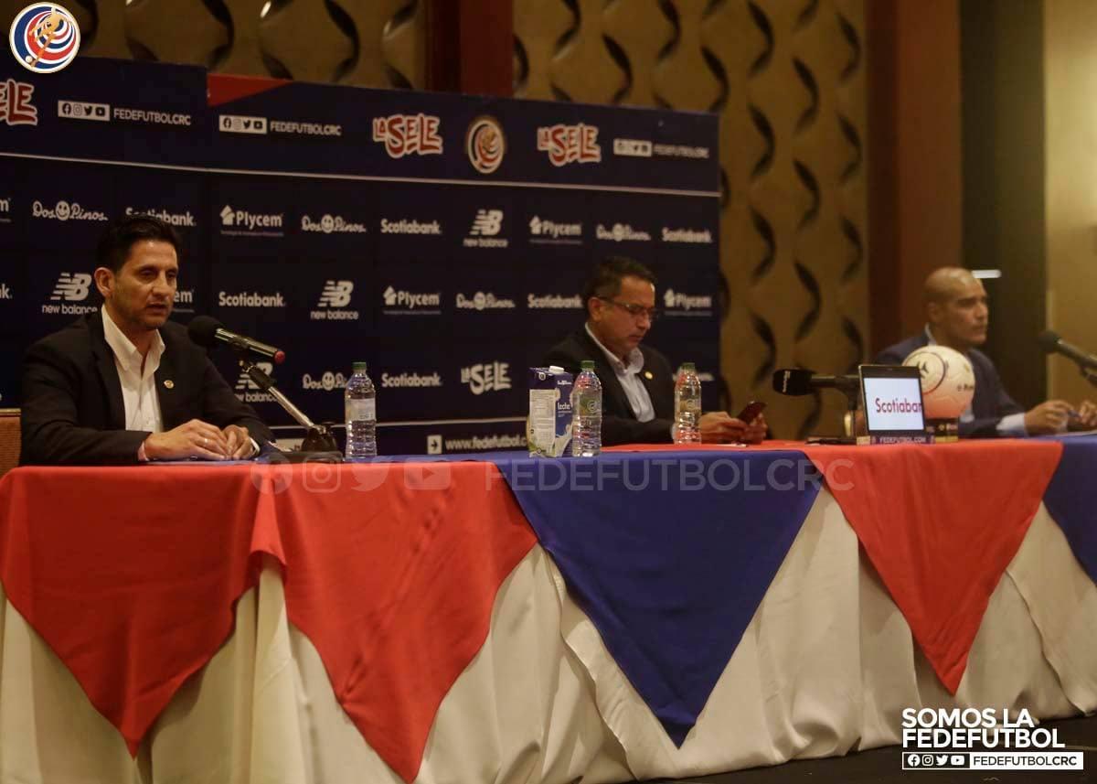 Fedefútbol realizó conferencia para analizar presente y futuro de las Selecciones