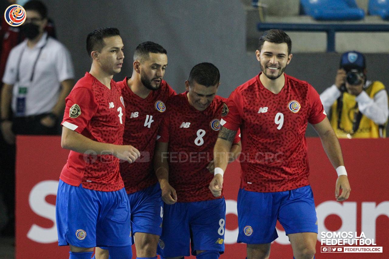 Tricolor de Fútsal fortalecida para enfrentar su segundo objetivo: Canadá