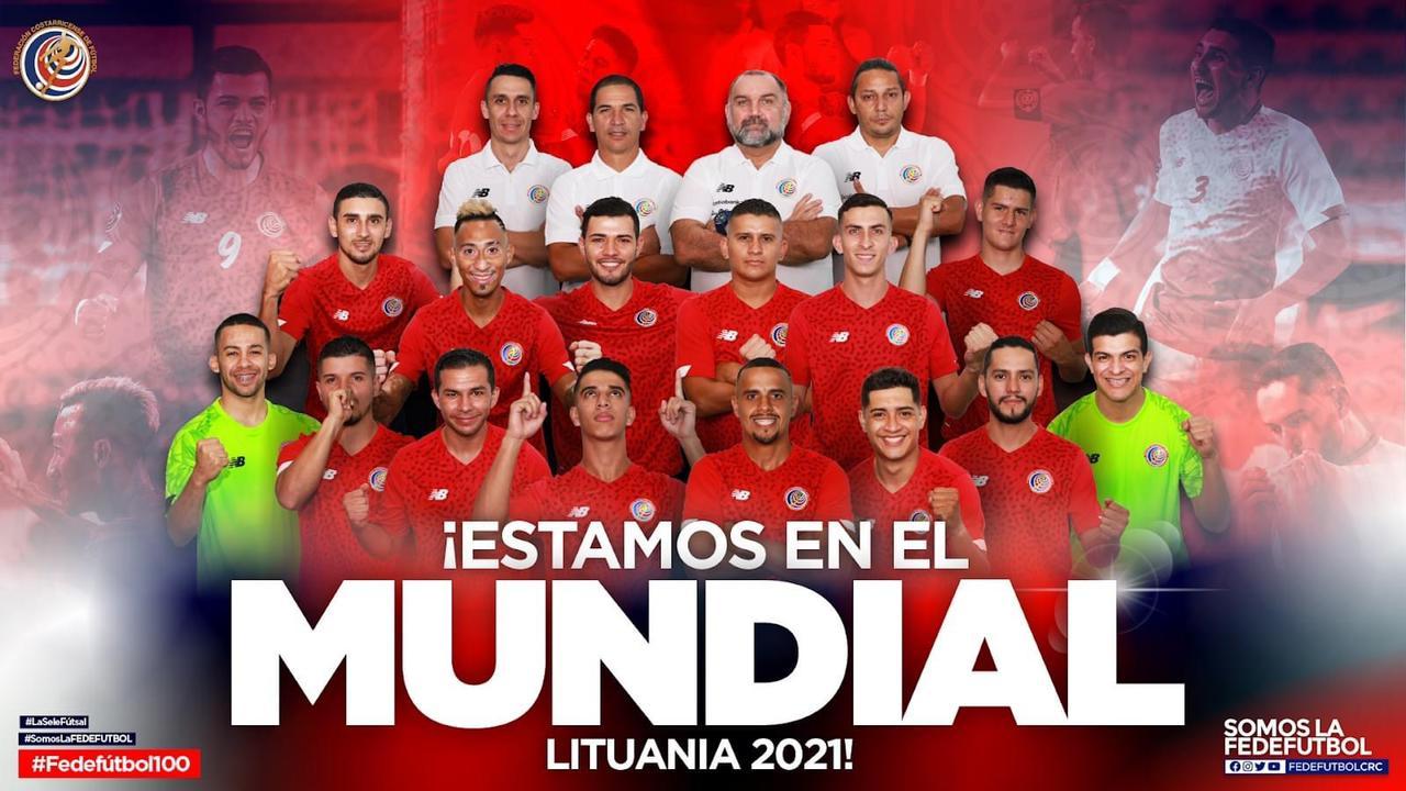 ¡Estamos en el Mundial!