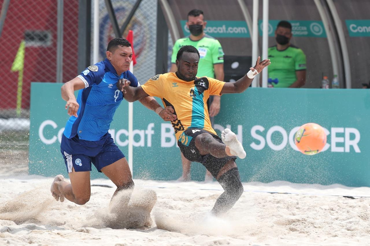 Resumen de la tercera jornada del Campeonato de Fútbol Playa Concacaf 2021