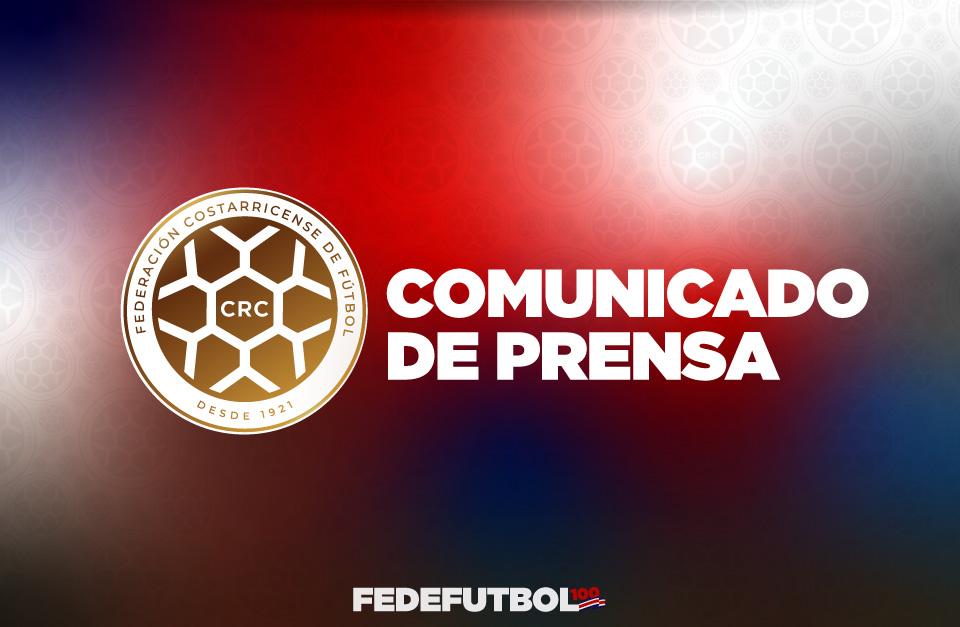 Autorizado Plan Piloto con afición para partidos de selecciones de Fútbol Mayor Masculina y Sub-20 Femenina