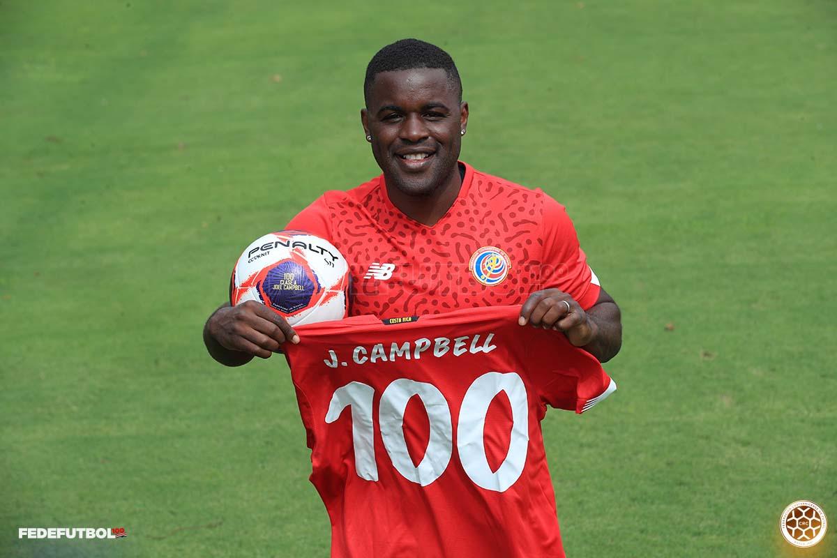 Joel Campbell, la centella que cumplió 100 partidos Clase A