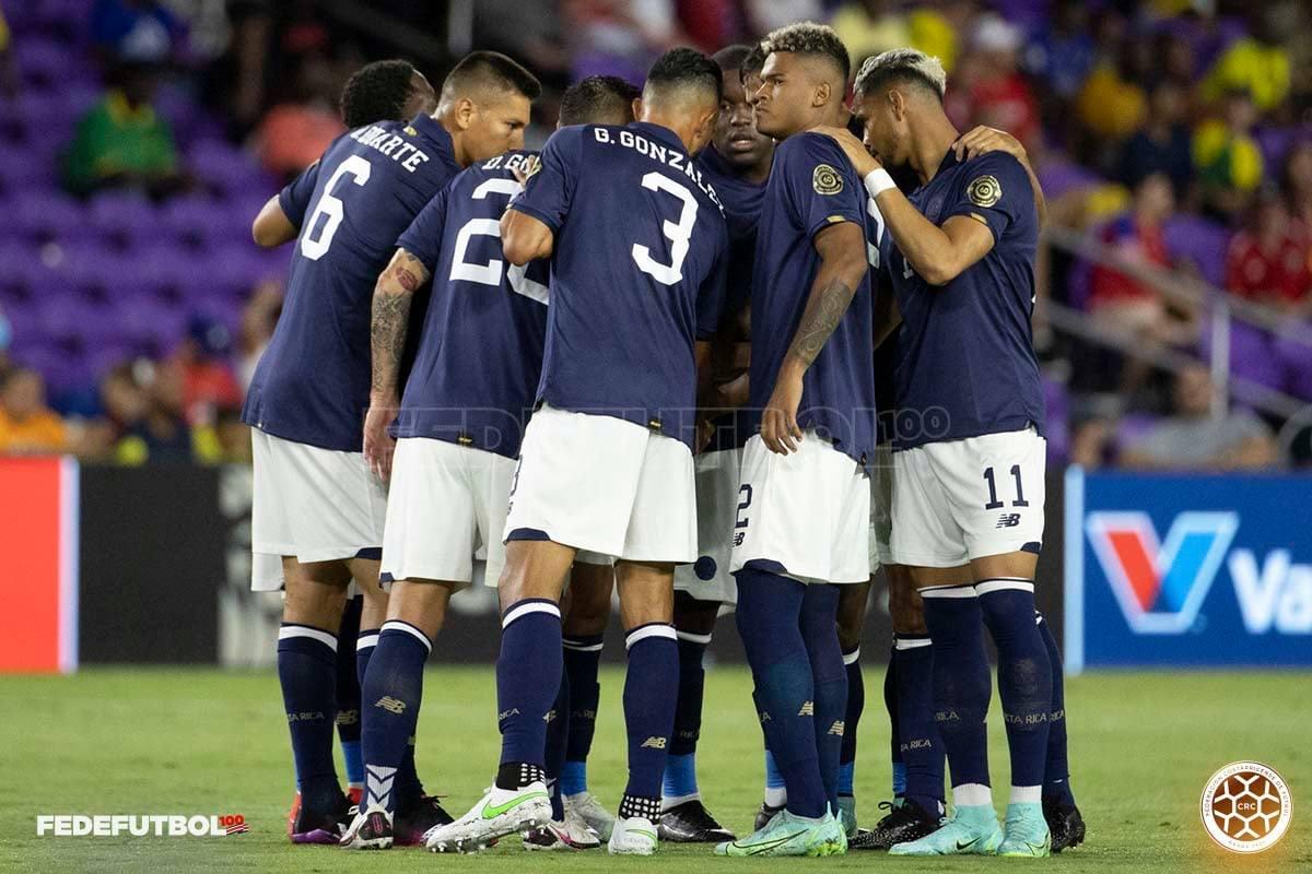 La Sele obtiene la tercera victoria seguida y gana su grupo en la Copa Oro