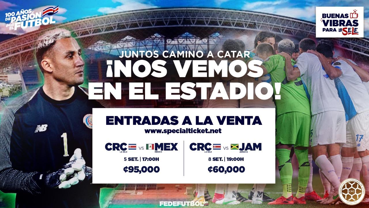 Ya inició la venta de entradas de los partidos de La Sele para todo el público