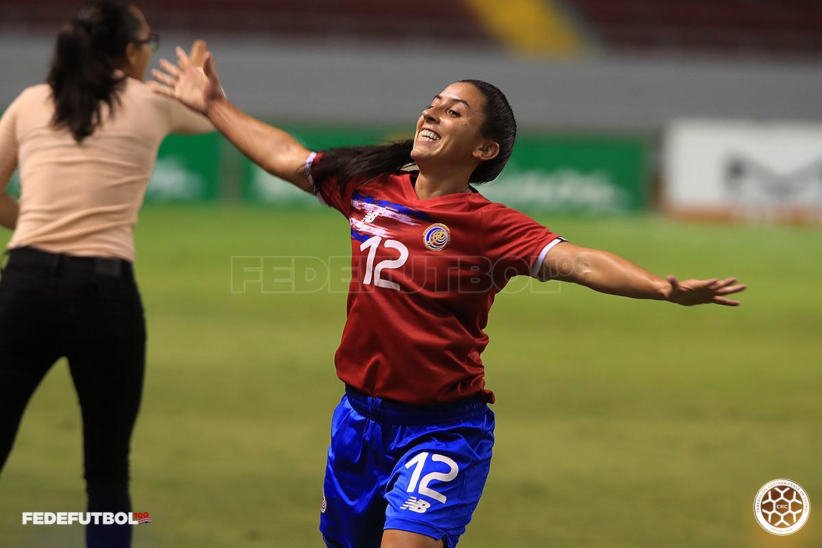 La Tricolor femenina volvió a la victoria ante Panamá