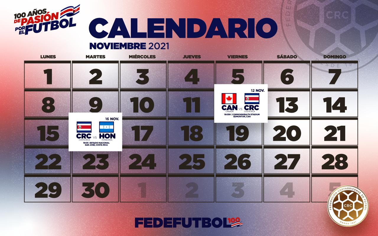 Concacaf confirma calendario eliminatorio para octubre y noviembre