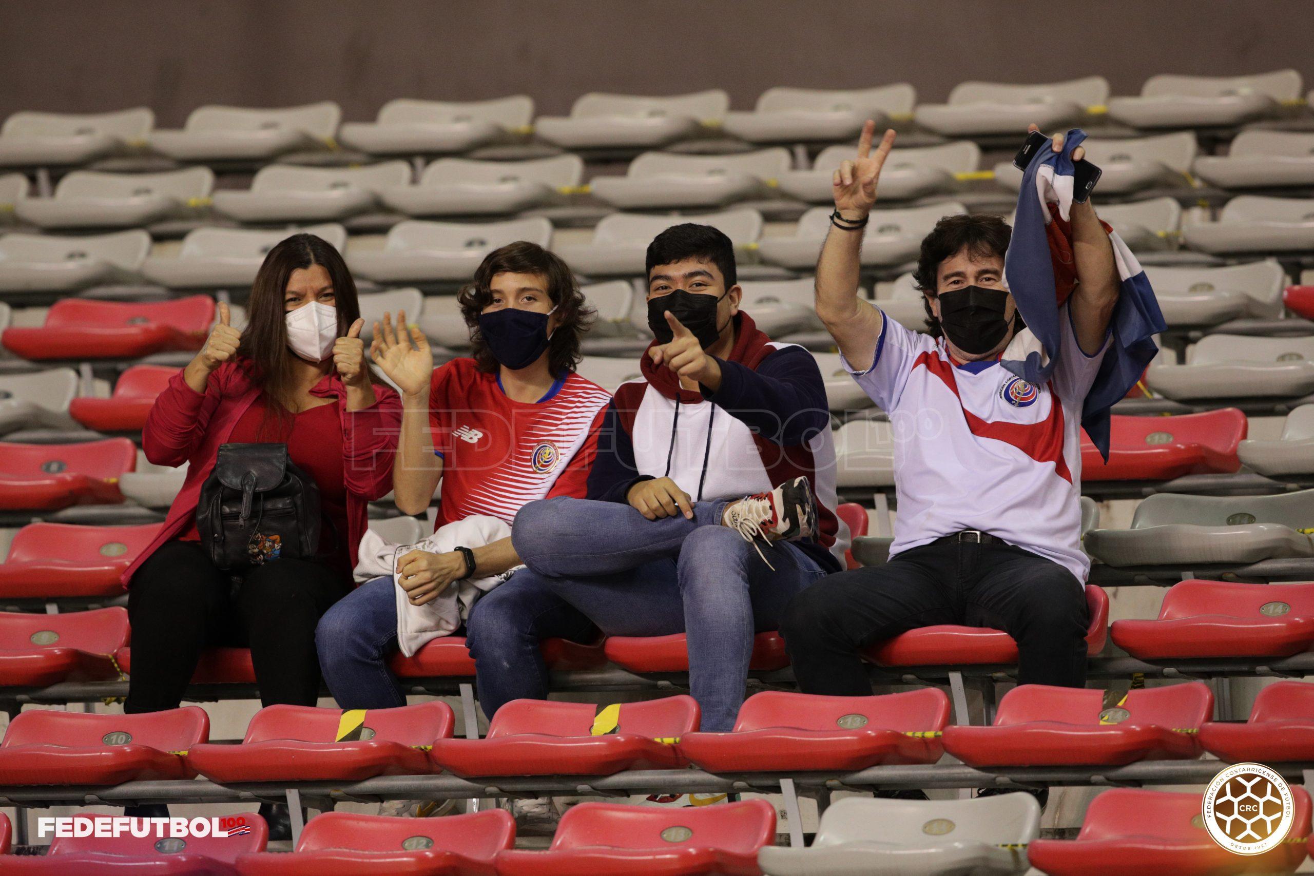 Calienta la venta de entradas para juego ante El Salvador